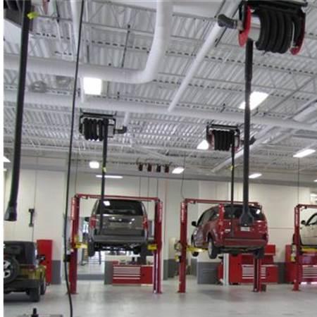 Vehicle Exhaust Extraction Texas Electronics
